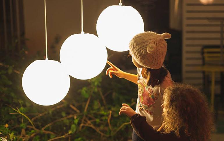Makor Or   Light Exhibition